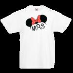Печать на футболке Мини, Печать на футболках, чашках, кепках. Индивидуальный дизайн