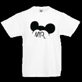 Печать на футболке Микки, Печать на футболках, чашках, кепках. Индивидуальный дизайн