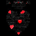 Печать на чашке Свадебное сердце, Печать на футболках, чашках, кепках. Индивидуальный дизайн