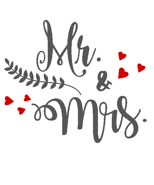 Печать на футболке Mrs & Mr, Печать на футболках, чашках, кепках. Индивидуальный дизайн