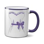 Печать на чашке Невеста, Печать на футболках, чашках, кепках. Индивидуальный дизайн
