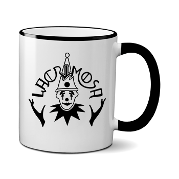 Печать на чашке Lacrimosa, Печать на футболках, чашках, кепках. Индивидуальный дизайн