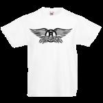 Печать на футболке Aerosmith, Печать на футболках, чашках, кепках. Индивидуальный дизайн