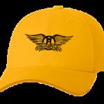 Печать на кепке промо Aerosmith, Печать на футболках, чашках, кепках. Индивидуальный дизайн