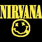 Печать на кепке промо Nirvana, Печать на футболках, чашках, кепках. Индивидуальный дизайн