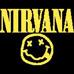 Печать на чашке Nirvana, Печать на футболках, чашках, кепках. Индивидуальный дизайн