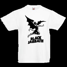 Печать на футболке Black sabbath, Печать на футболках, чашках, кепках. Индивидуальный дизайн