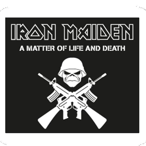 Печать на чашке Iron Maiden, Печать на футболках, чашках, кепках. Индивидуальный дизайн
