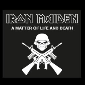 Печать на футболке Iron Maiden, Печать на футболках, чашках, кепках. Индивидуальный дизайн