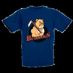 Печать на футболке Bulldogs, Печать на футболках, чашках, кепках. Индивидуальный дизайн
