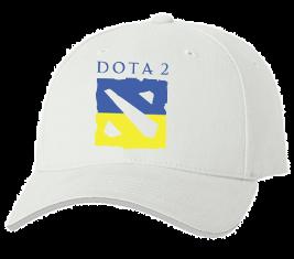 Печать на кепке промо Dota 2, Печать на футболках, чашках, кепках. Индивидуальный дизайн