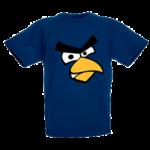 Друк на футболці Angry Birds, Друк на футболках, чашках, кепках. Індивідуальний дизайн