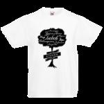 Печать на футболке Дерево любви, Печать на футболках, чашках, кепках. Индивидуальный дизайн