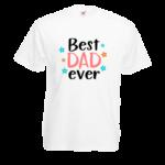 Печать на футболке Лучший Папа, Печать на футболках, чашках, кепках. Индивидуальный дизайн