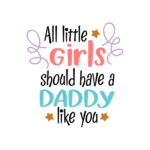 Печать на футболке Лучший папа для девочек, Печать на футболках, чашках, кепках. Индивидуальный дизайн