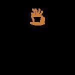 Друк на футболці Привіт кава, Друк на футболках, чашці, кепці. Індивідуальний дизайн