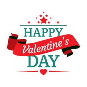 Друк на футболці День Святого Валентина, Друк на футболках, чашці, кепці. Індивідуальний дизайн