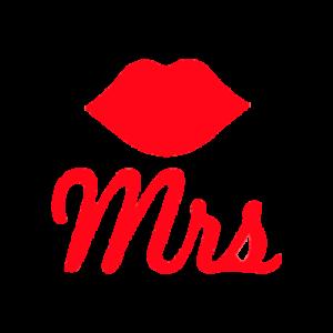 Друк на футболці Mrs, Друк на футболках, чашках, кепках. Індивідуальний дизайн