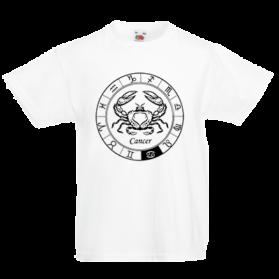 Друк на футболці Рак, Друк на футболках, чашці, кепці. Індивідуальний дизайн