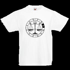 Дтитяча футболка Терези, Друк на футболках, чашці, кепці. Індивідуальний дизайн