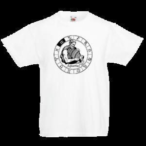 Друк на футболці Водолій, Друк на футболках, чашці, кепці. Індивідуальний дизайн