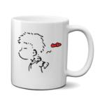 Друк на чашках Закоханість, Друк на футболках, чашці, кепці. Індивідуальний дизайн|Друк на чашках Справжній козак, Друк на футболках, чашці, кепці. Індивідуальний дизайн