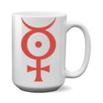 Печать на чашке Marilyn Manson, Печать на футболках, чашках, кепках. Индивидуальный дизайн