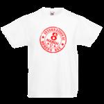 Печать на футболке Штамп, печать на футболках, чашках, кепках. Индивидуальный дизайн