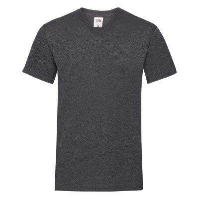 футболка с вырезом