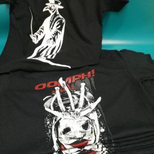 Печать на футболках для рок группы. Печать на футболках Киев. Заказать печать.