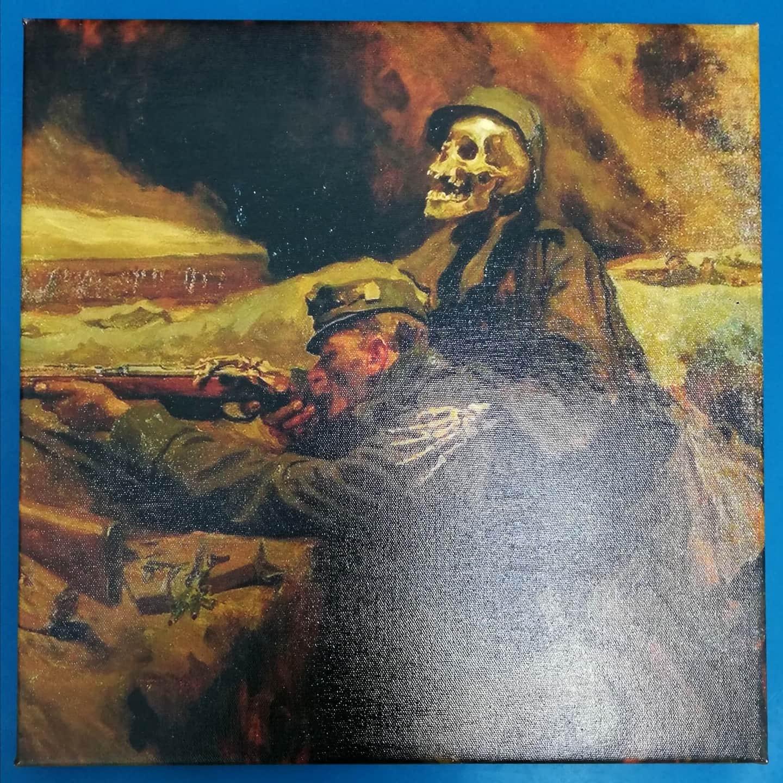 Печать на холсте Война. Печать на холстах Киев. Модульные картины. Широкоформатная печать.